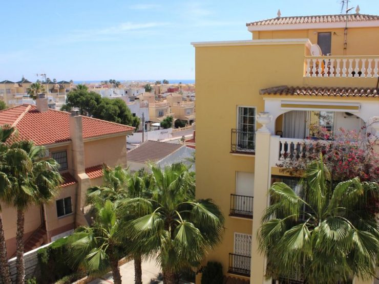 Penthouse 150 meters to the beach in Torrevieja, Costa Blanca South, Alicante