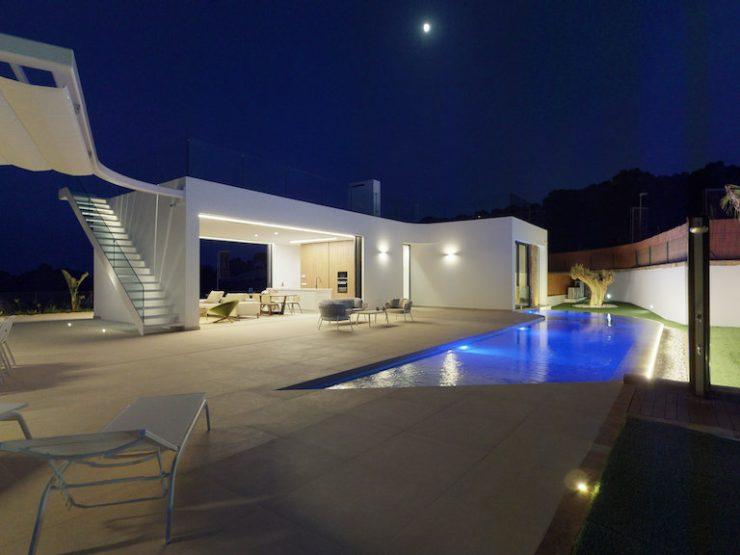 Maison de luxe sur terrain de golf à Orihuela Costa, Costa Blanca Sud, Alicante, Espagne