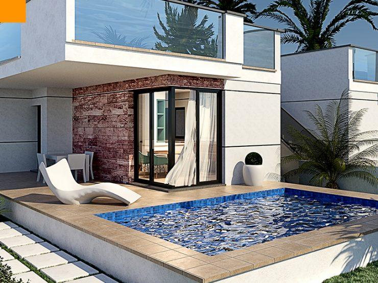Minimalist villa in Denia walking distance to the beach, Costa Blanca North, Alicante, Spain