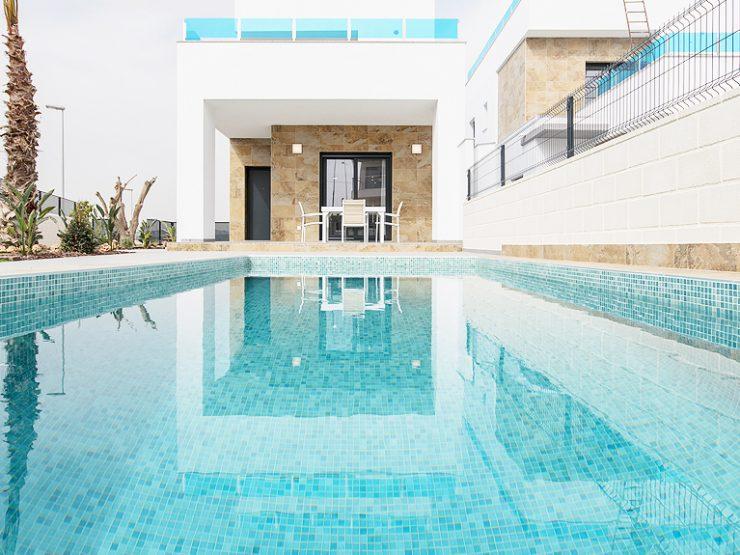 Independent villa in Benijofar, Costa Blanca South, Alicante, Spain