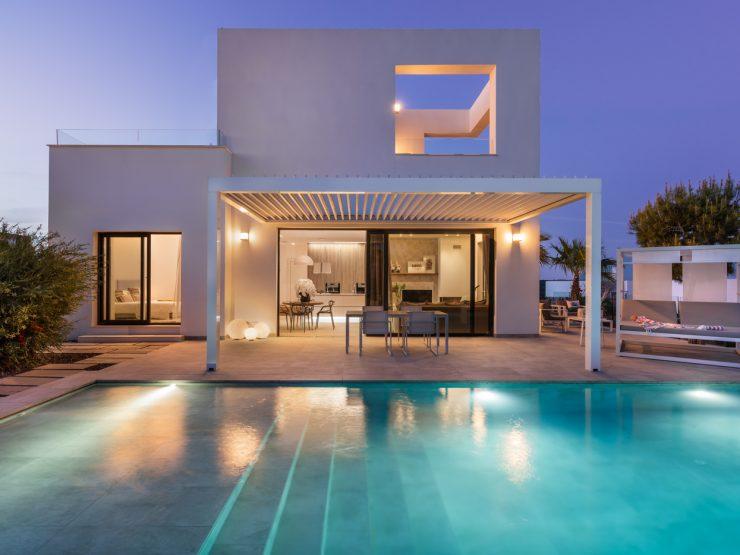 Luxury Villa in Lomas de Campoamor in a golf course, Costa Blanca South, Alicante, Spain