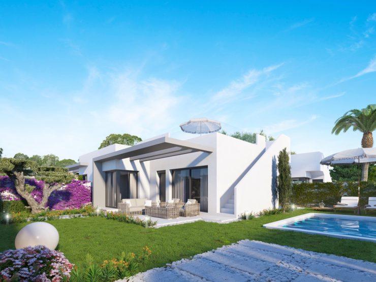 Excellent modern style villa in Los Montesinos, Costa Blanca South, Alicante, Murcia, Spain