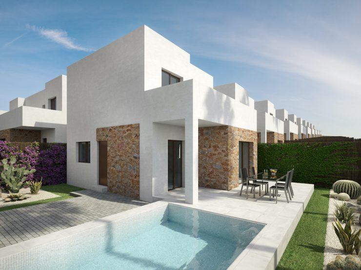 Beautiful modern villa in Villamartin, Costa Blanca South, Alicante, Spain